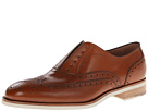 Salvatore Ferragamo - Richie Laceless Oxford (Cuoio) - Footwear