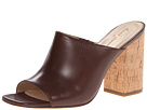 Cole Haan - Luci High Slide (Chestnut) - Footwear