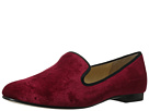 Cole Haan - Sabrina Loafer (Velvet Red Velvet) - Footwear