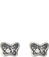 Bottega Veneta - Silver Stud Earrings