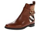 Burberry - Richardson (Chestnut Brown/House Check) - Footwear