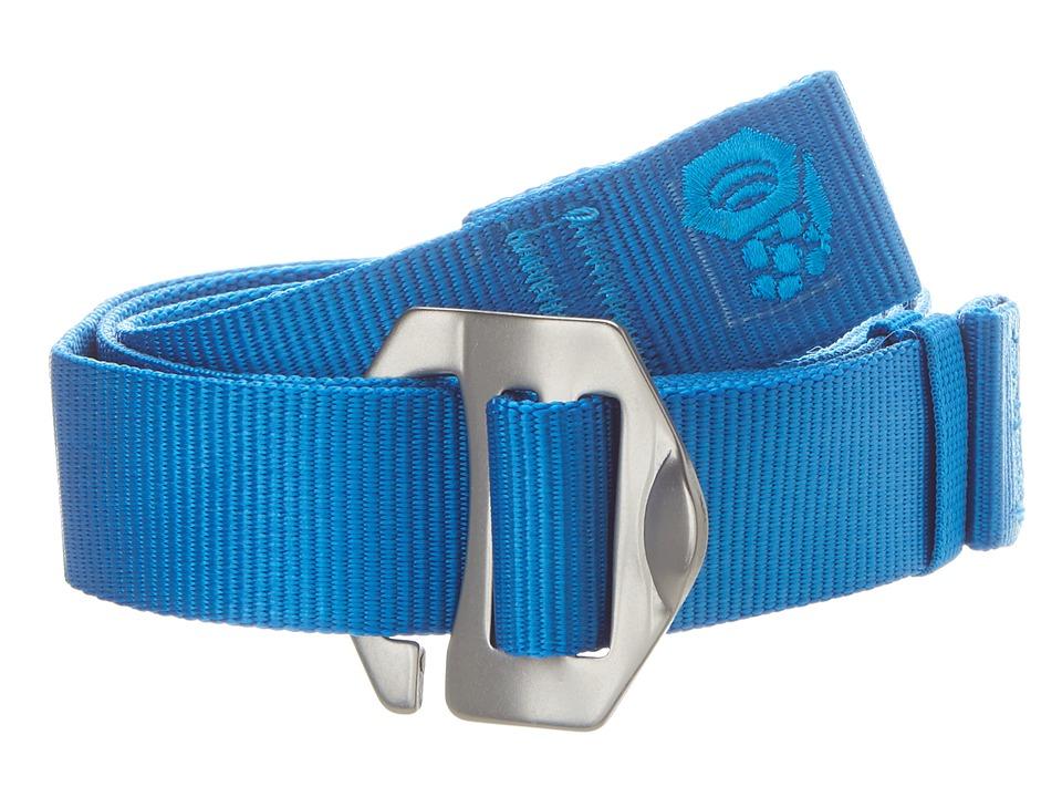 Mountain Hardwear Alloy Nut Belt Hyper Blue Belts