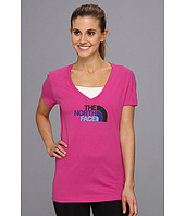 The North Face - S/S Multi Half Dome V-Neck Tee