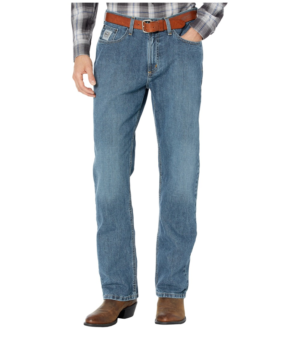 Cinch Silver Label Medium Stone Mens Jeans