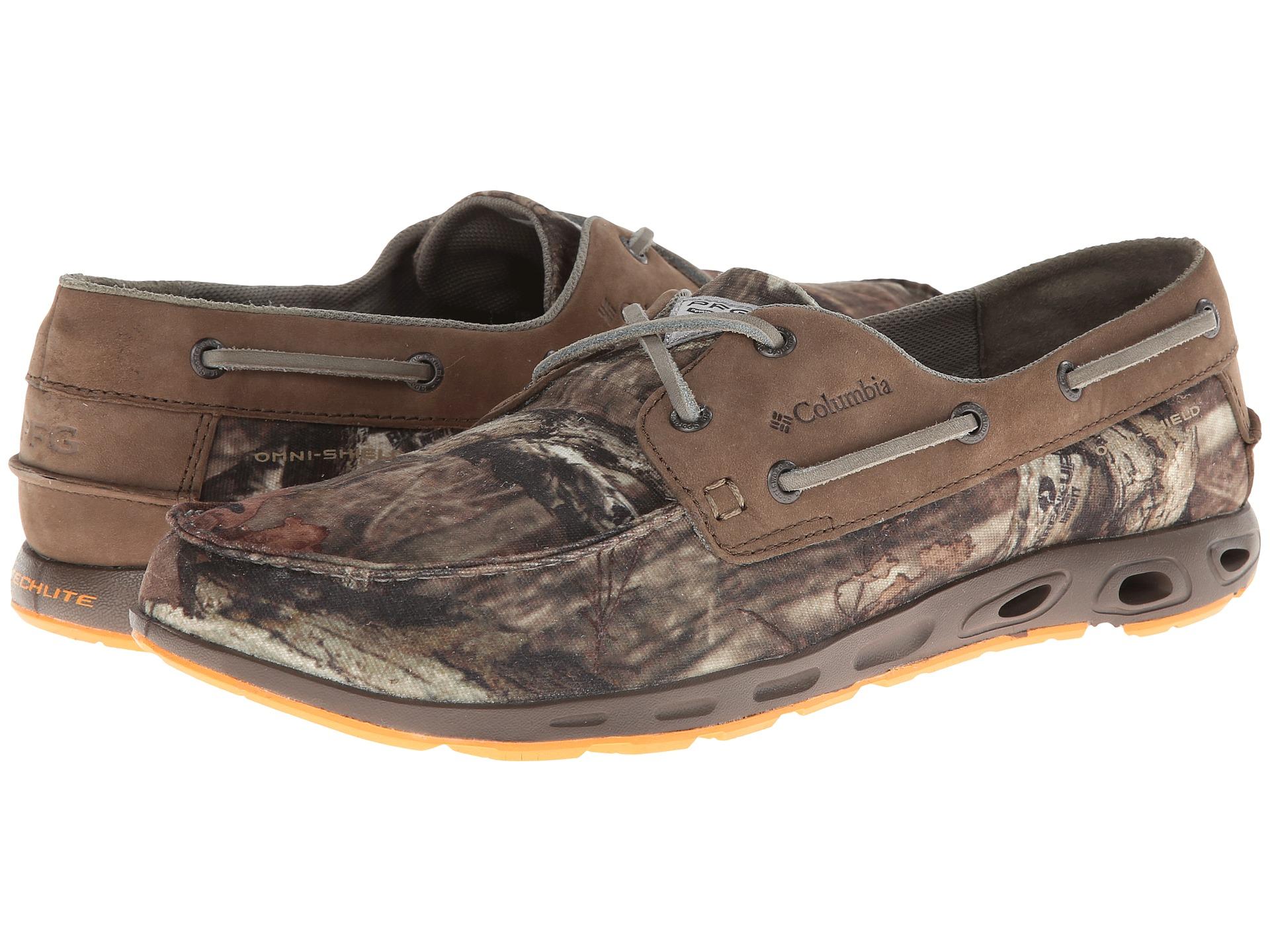 Columbia Vulc N Vent PFG Pro Boat Shoes