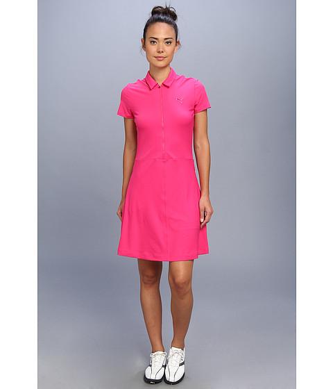 PUMA Golf Tech Dress Cerise RedBeetroot Purple