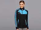 adidas - SpeedTrick Jacket (Black/Solar Blue) - Apparel