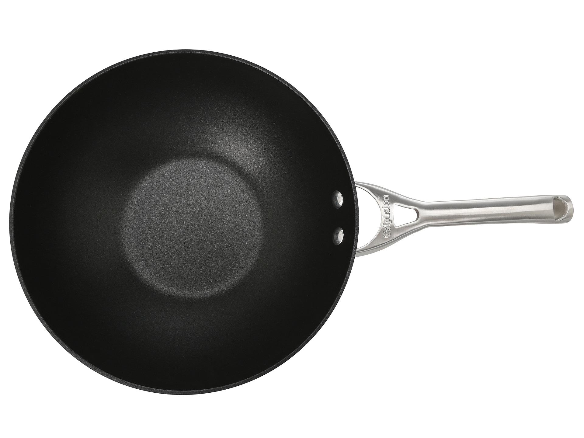 Calphalon Calphalon Contemporary Nonstick 10 Stir Fry Pan Shipped Free At Zappos