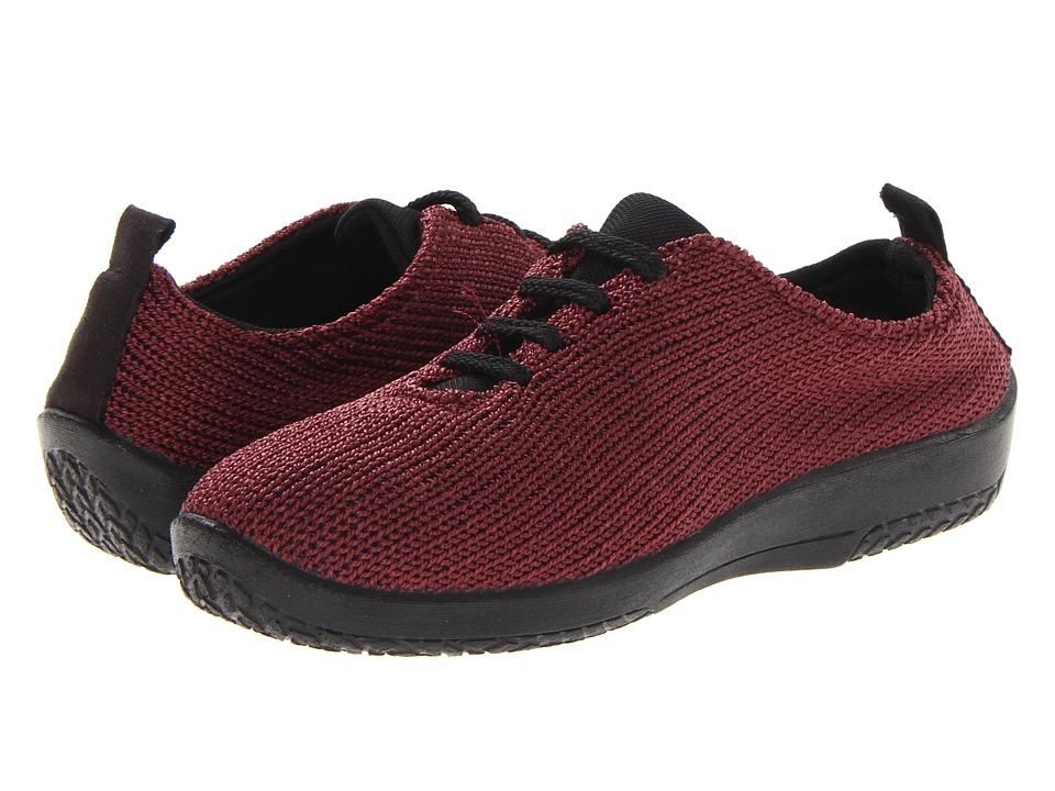 Arcopedico LS (Bordeaux) Women's Shoes