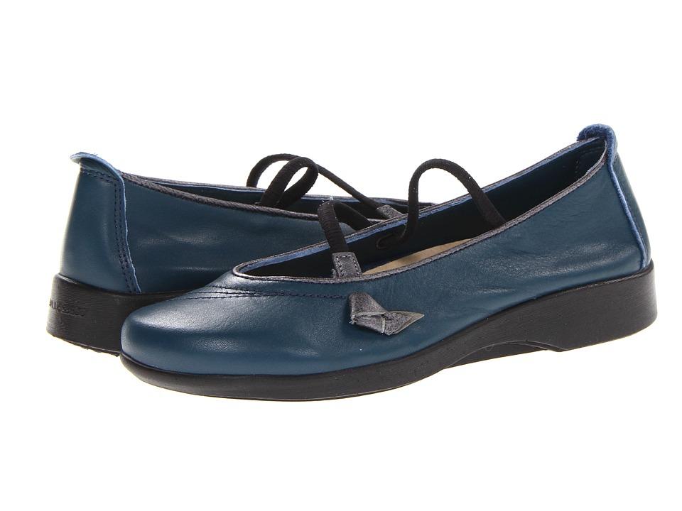 Arcopedico Vitoria (Indigo/Pewter) Maryjane Shoes