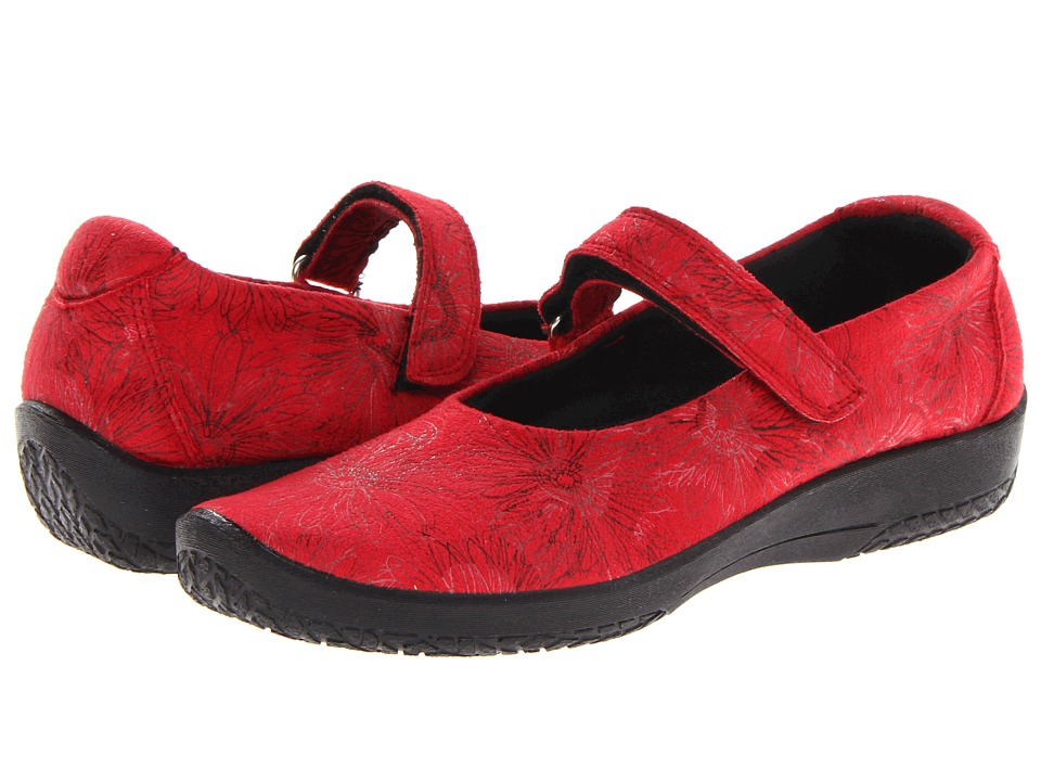 Arcopedico - L45 (FM Red) Women