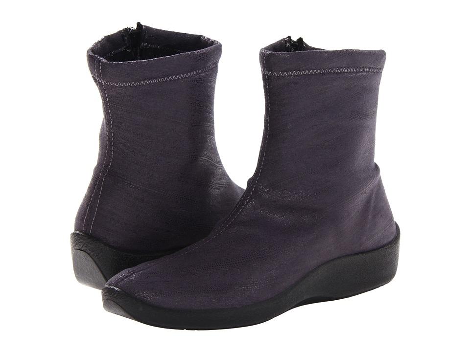 Arcopedico L8 (BS Grey) Women's Zip Boots