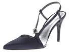 Stuart Weitzman Bridal  Evening Collection - Globiased (Navy Satin) - Footwear
