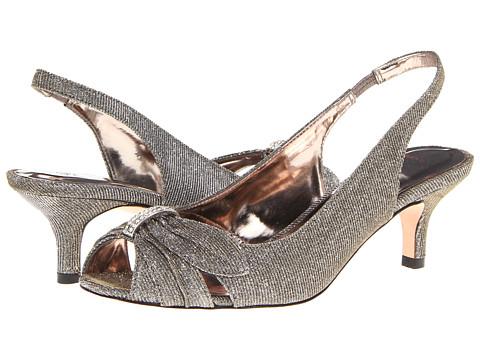 Paris Hilton Pewter Metallic Women's Senorita Shoe   ThisNext