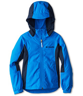 Columbia Kids - SplashFlash™ Hooded Softshell Jacket (Little Kids/Big Kids)