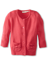 United Colors of Benetton Kids - Fashion Cardi w/ Bow (Infant)