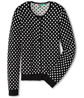 United Colors of Benetton Kids - Girls' Polka Dot Cardi (Little Kids/Big Kids)