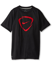 Nike Kids - Legend Soccer Cat ID Take Down Tee (Little Kids/Big Kids)