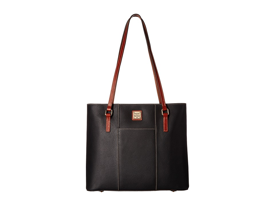 Dooney & Bourke - Lexington Shopper (Black) Tote Handbags