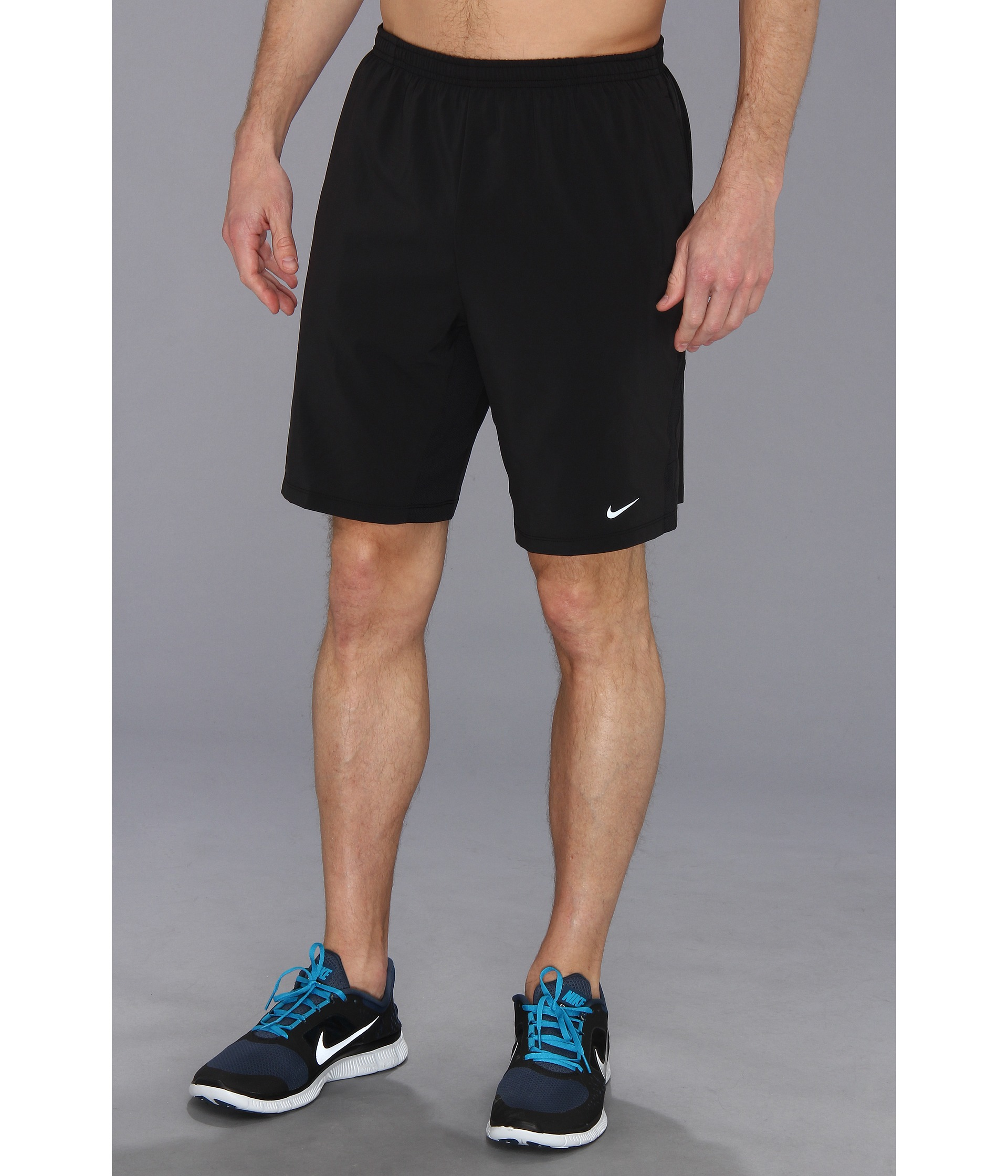 nike men's 7'' flex distance printed running shorts
