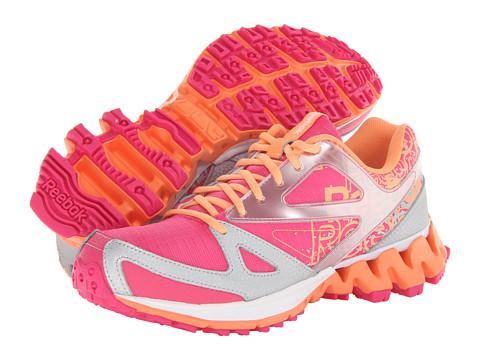 Reebok Kids ZigKick Trail 1.0 Girls Shoes