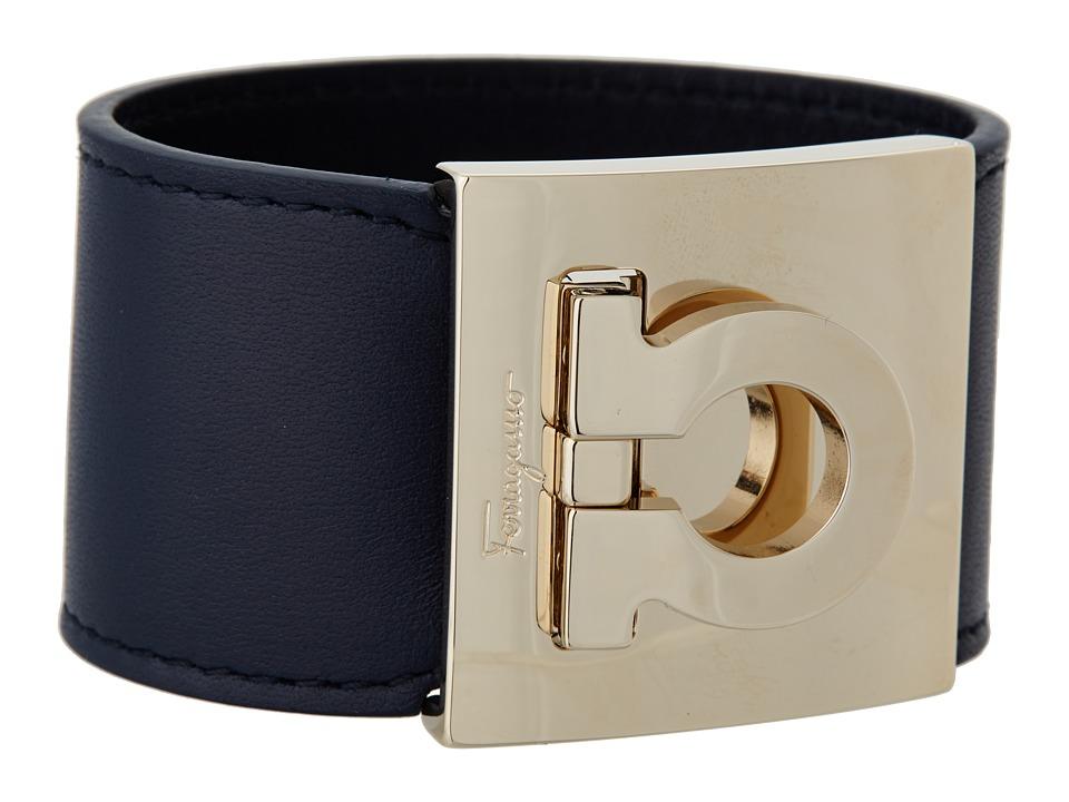 Salvatore Ferragamo 0541 BR GAN PEL 19 Oxford Blue/Oro Bracelet