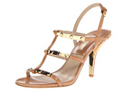 Michael Kors Collection - Diem (Suntan 18K Smooth Calf) - Footwear