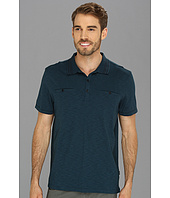 Calvin Klein Jeans - Solid Double Pocket S/S Polo