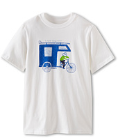 Patagonia Kids - Boys' Live Simply Trailer T-Shirt (Little Kids/Big Kids)