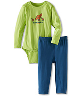 Patagonia Kids - Baby Capilene® 1 Silkweight Set (Infant/Little Kids)