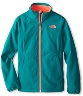 The North Face Kids - Girls' Mossbud Softshell Jacket 13 (Little Kids/Big Kids)