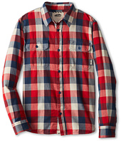 Vans Kids - Alameda L/S Shirt (Big Kids)