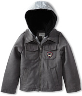 London Fog Kids - L213D60 Hooded Jersey Fashion Jacket (Big Kids)