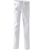 Hudson Kids - Collin Skinny w/ Flap Back Pocket (Big Kids)