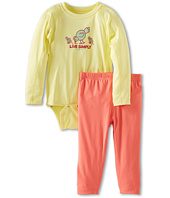 Patagonia Kids - Baby Capilene 1 Silkweight Set (Infant/Toddler)