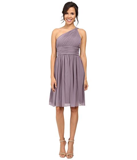 Donna Morgan Rhea One-Shoulder Dress