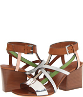Missoni - Multi Strap Leather Sandal