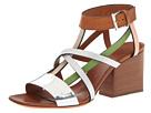 Missoni - Multi Strap Leather Sandal (Multi) - Footwear