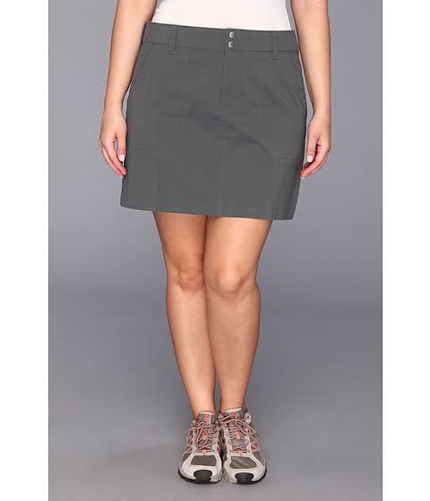 Columbia - Plus Size Saturday Trail Skirt (Grill) - Apparel