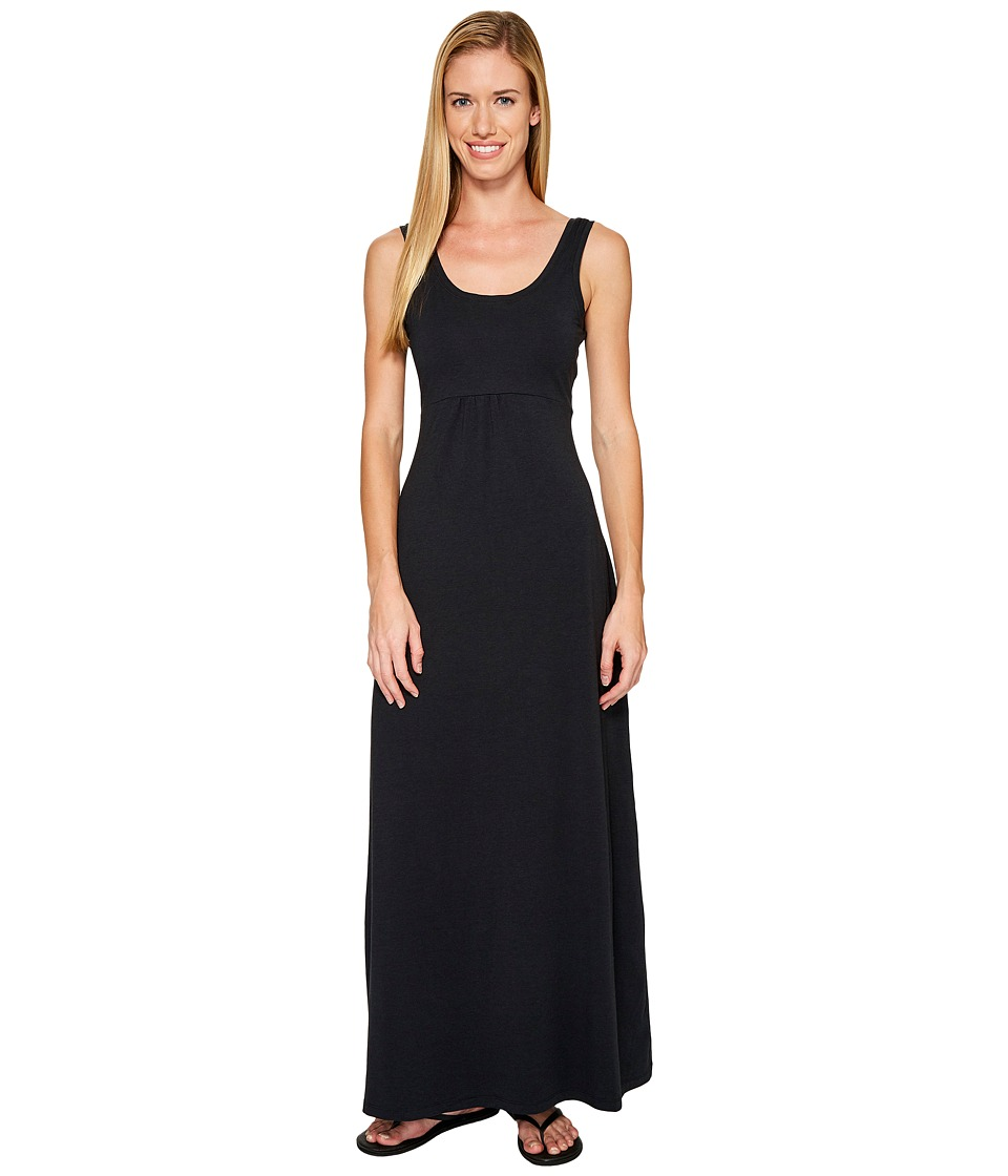 Columbia Reel Beauty II Maxi Dress Black Womens Dress