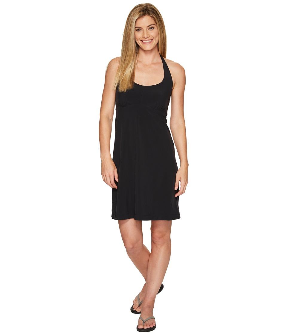 Columbia Armadaletm Halter Top Dress (Black) Women