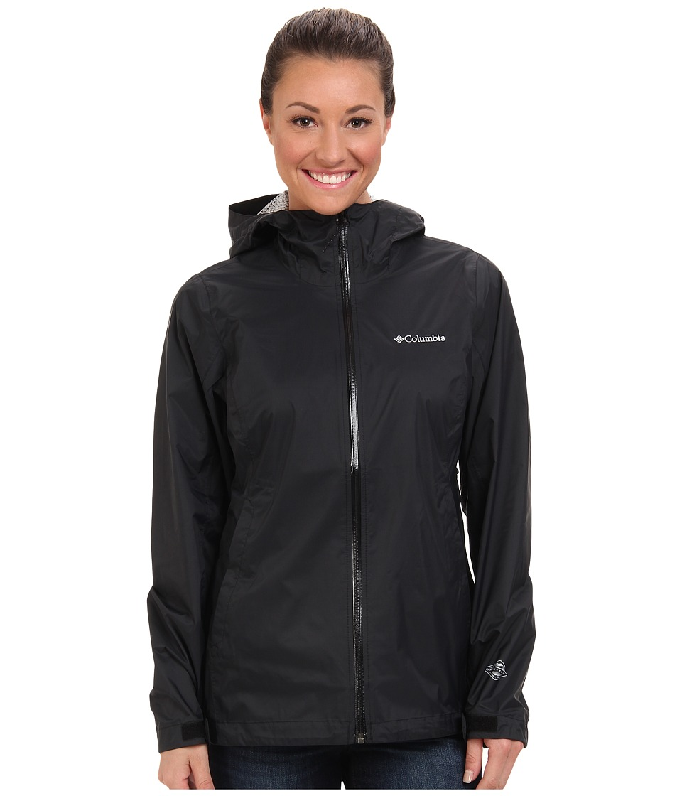 Columbia EvaPOURationtm Jacket (Black) Women