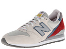 New Balance Classics M996 Tan Shoes