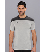 Nike - Squad Short-Sleeve Training Heather Top