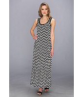 Calvin Klein - Chevron Print Tank Dress CD4AWHAJ