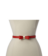 Kate Spade New York - Skinny Pyramid Bow Belt