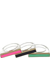 Kate Spade New York - Brighton Rock Ring Set