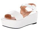 Robert Clergerie - Frak (#106 White Tmcalf) - Footwear