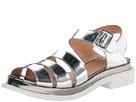 Robert Clergerie - Corson (#887 Silver Nlam) - Footwear