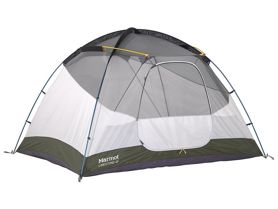 Marmot Limestone 4P Tent Hatch/Dark Cedar 1 Outdoor Sports Equipment